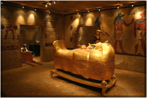 mormant tutankamon