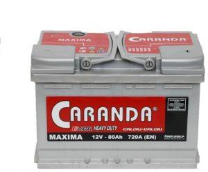 caranda baterii